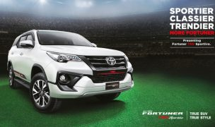 Toyota Fortuner TRD Sportivo Launched in India, Priced at INR 31 Lakh