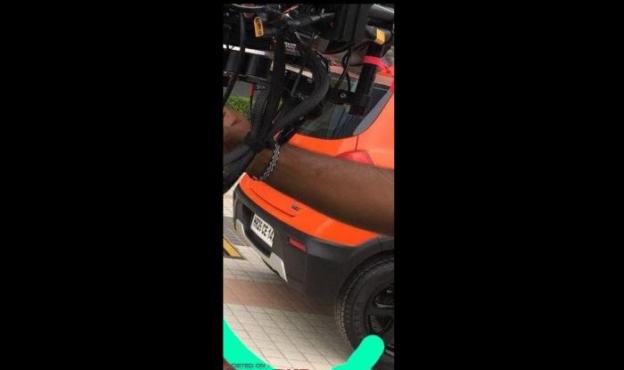Maruti Suzuki Celerio Based Crossover spotted; India Launch Soon