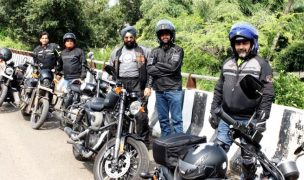 Harley-Davidson Begins 6th Northern H.O.G. Rally to Jodhpur with Over 1000 Harley Owners