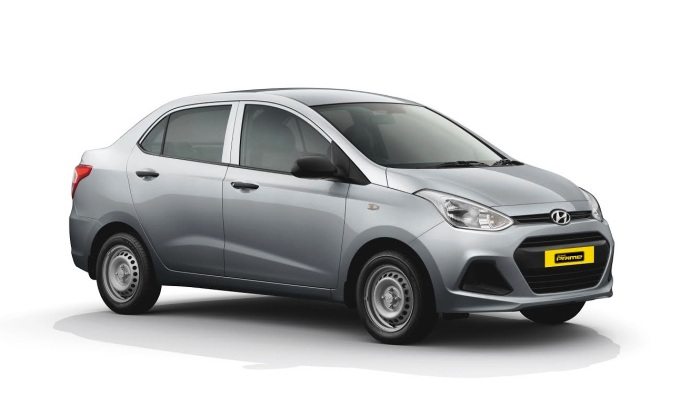 Hyundai Xcent Prime CNG Launched; Price in India Starts at INR 5.93 Lakh
