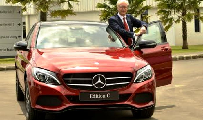 Mercedes-Benz C-Class 'Edition C' Launched; Price in India Starts at INR 45.54 Lakh