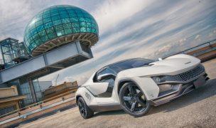 Tata Motors TAMO RACEMO Wins Prestigious German Design Award 2018