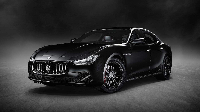 Sunny Leone Becomes Proud Owner Of Maserati Ghibli Nerissimo Luxury