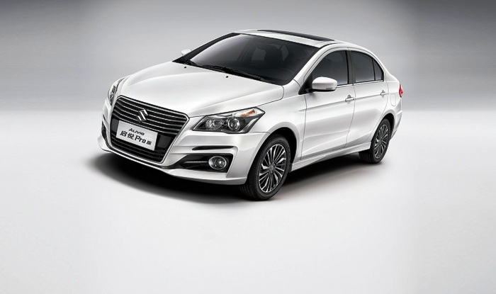 Suzuki Alivio Pro (Maruti Ciaz) Launched in China; India Launch in 2018
