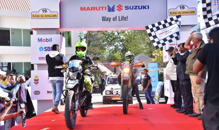 bikes - raid de himalaya