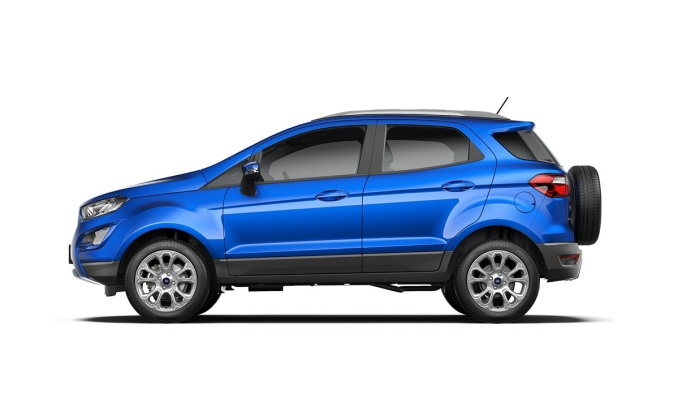 New Ford Ecosport 2017 Price In India Variants Specs