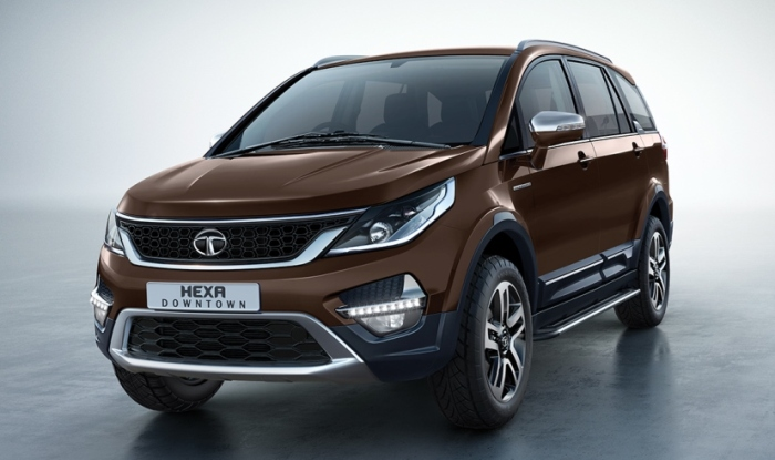 Tata Hexa Downtown Urban Special Edition Launched; Priced in India at INR 12.18 Lakh