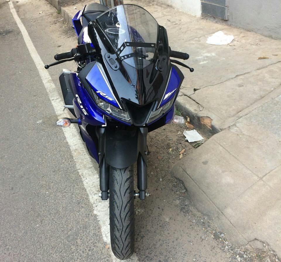 New Yamaha R15 V3 0 Images Leaked Online