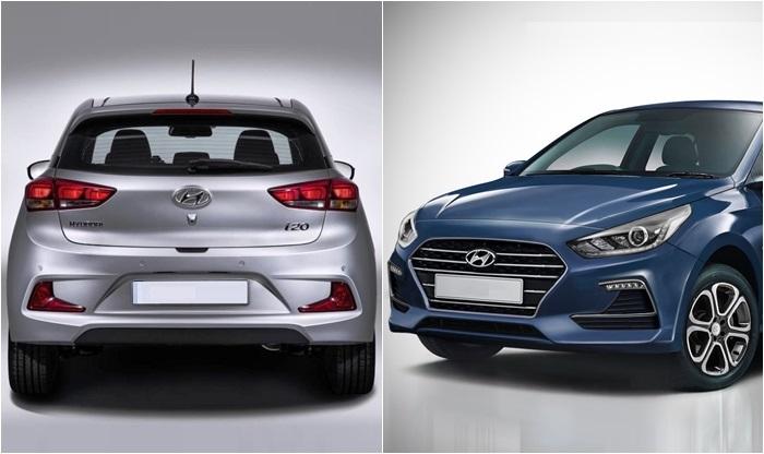 New Hyundai Elite I20 Facelift To Be Unveiled At 2018 Delhi Auto