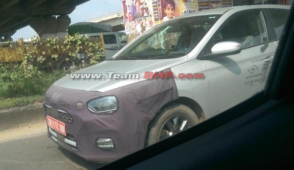 2018 Hyundai Elite i20 Facelift New Images Emerge Online; Launch Date, Price in India, Specs, Features