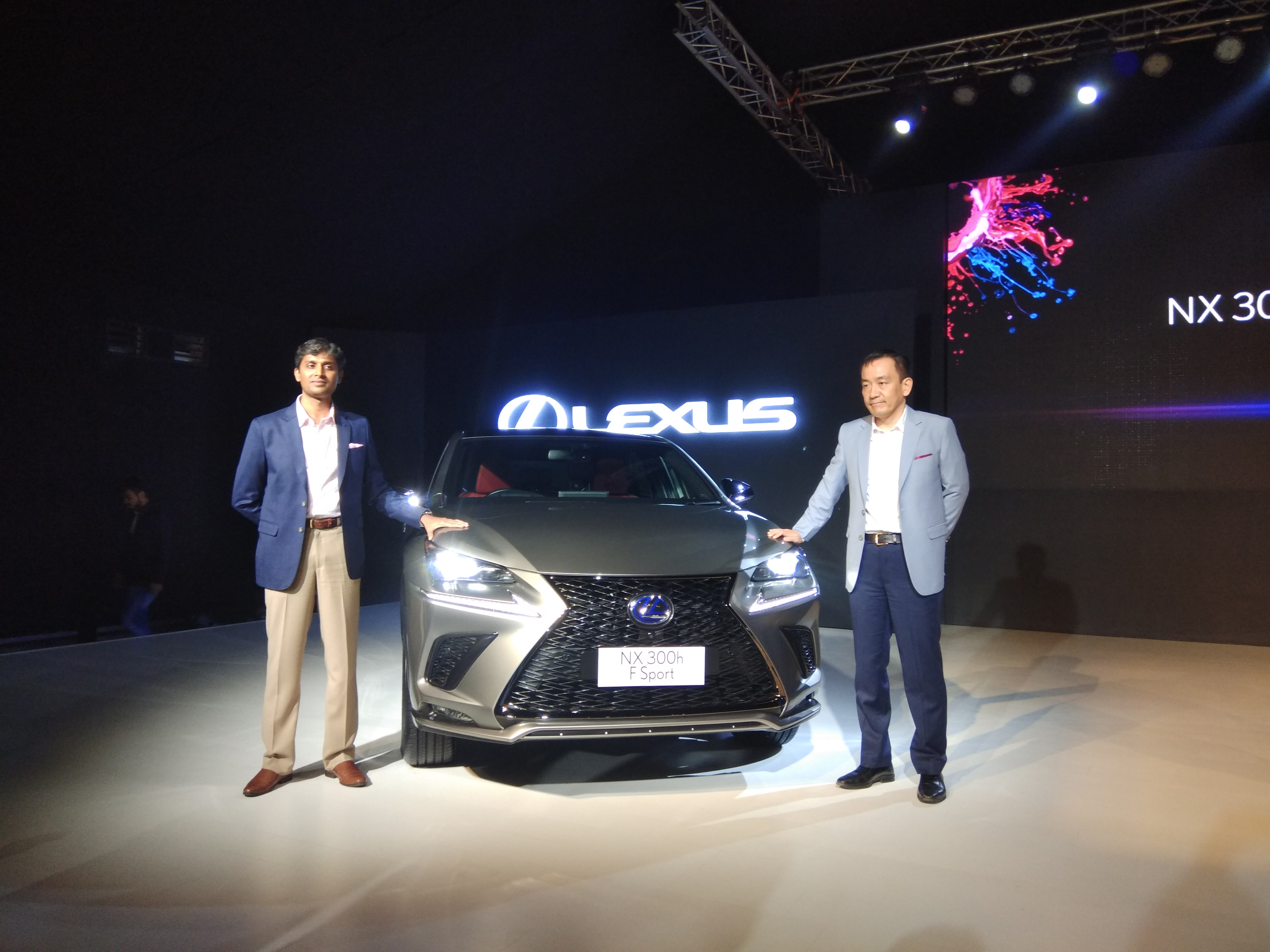 Lexus NX 300h Hybrid SUV Unveiled; India Launch by January 2018