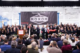 Mahindra Inaugurates New HQ and Manufacturing Facility in Detroit