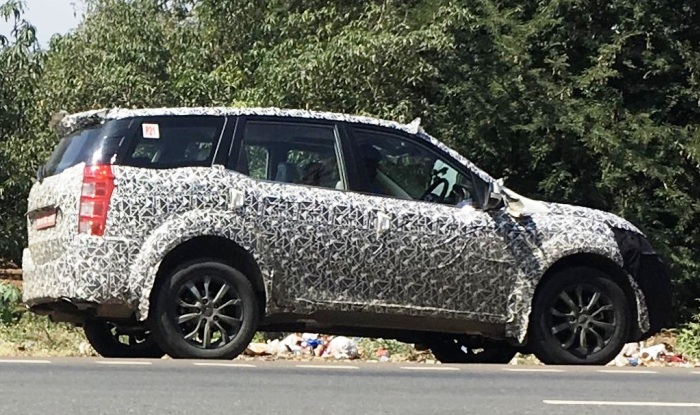 New Mahindra XUV500 Facelift India Launch in Early 2018; Likely to get Petrol Engine