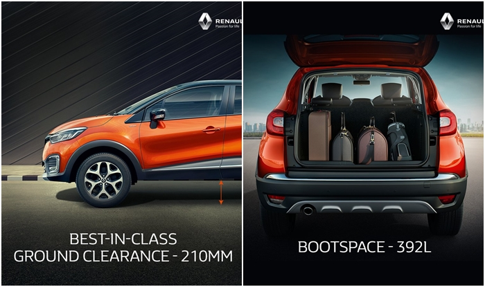 LIVE Updates - Renault Captur Launched in India at INR 9 99