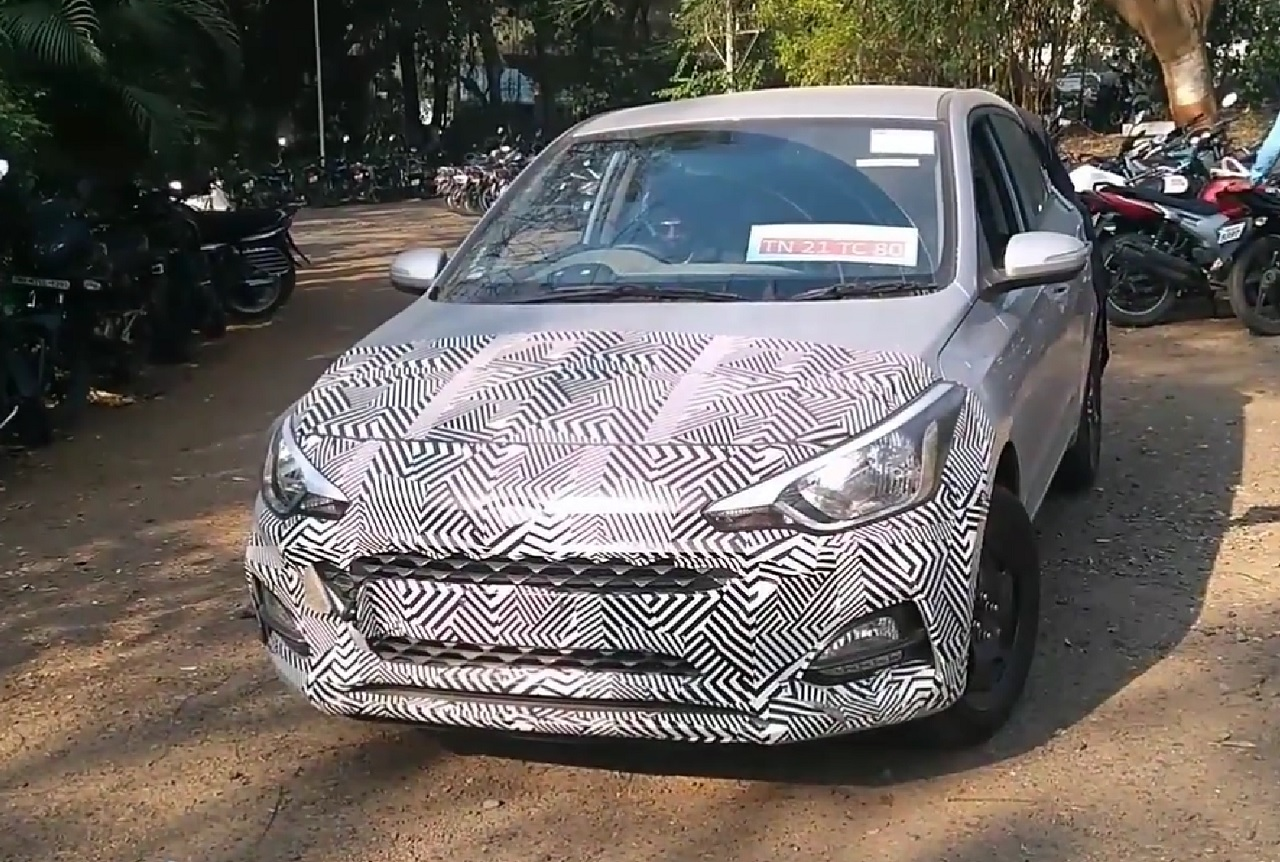 Hyundai i20 Facelift 2018 Interior Leaked; Launch Date, Price in India, Specs, Features