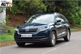 Skoda Kodiaq India Review, Test Drive – A 'Simply Clever' Czech Artistry