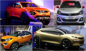 Upcoming Tata Motors Cars to Launch in India in 2018-19; Tata H5X, Nexon AMT, 45X Hatchback, TaMo RaceMo & Others