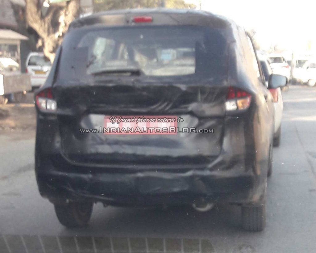 Maruti Ertiga 2018 Spotted Testing Again; Expected Price, Launch Date in India, Interior, Specification, Images, Features