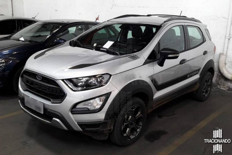 Ford EcoSport Storm 2018 Spied Ahead of Official Debut in Brazil; Expected Price, Spec, Features, Interior