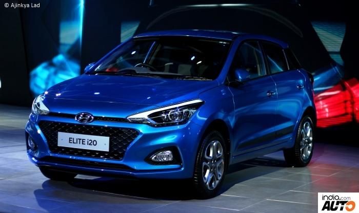 2018 Hyundai Elite i20 Petrol Automatic India Launch in May