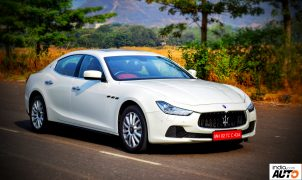 New Maserati Ghibli Diesel Review, Test Drive – Italian Art