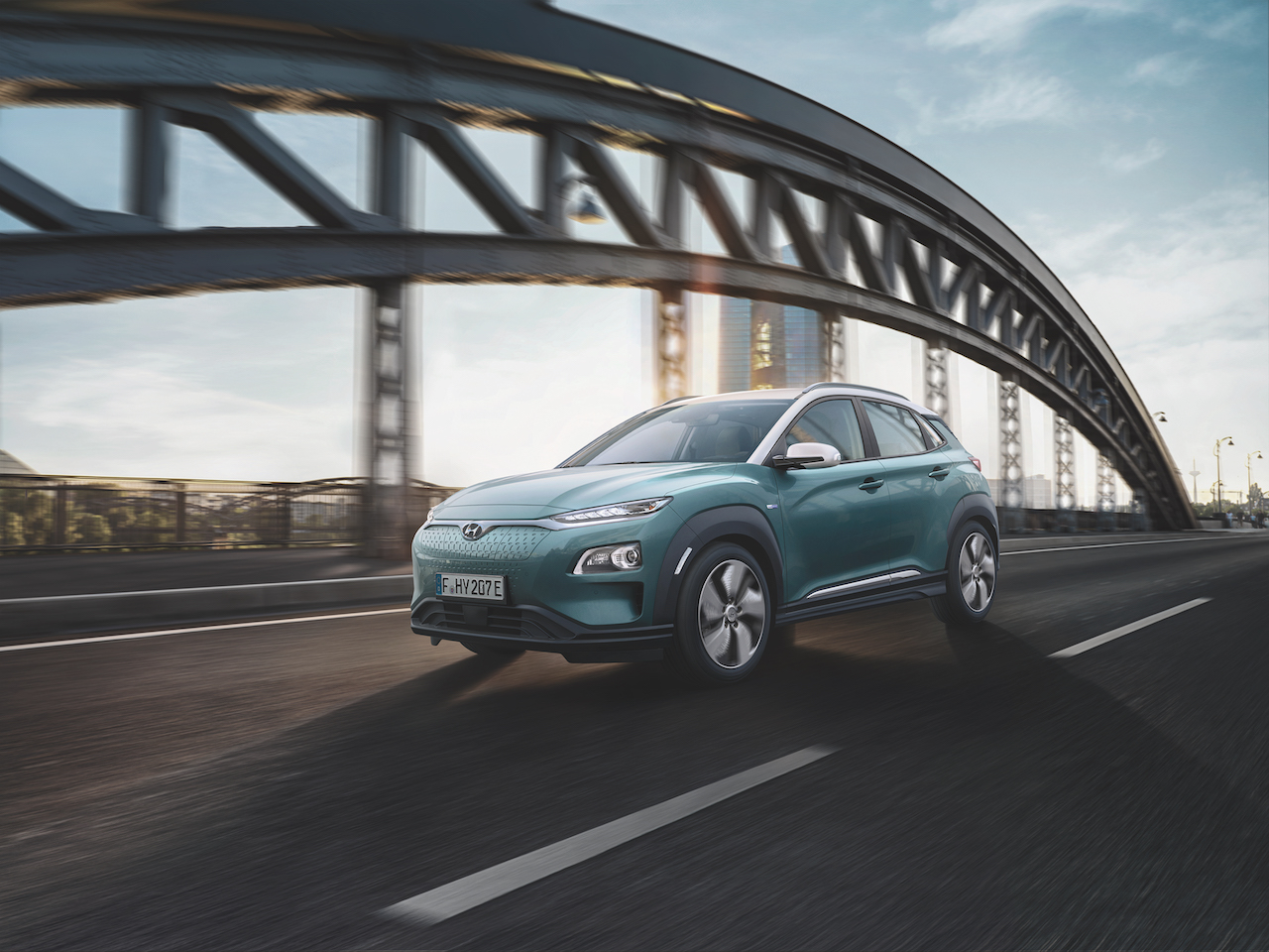 Hyundai Kona Electric SUV Revealed; India Launch in 2019
