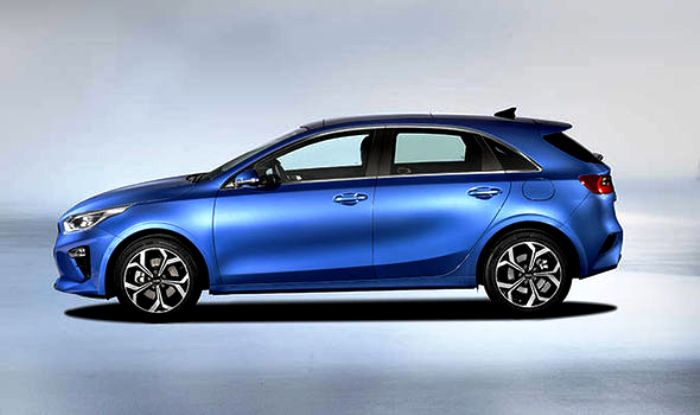 New Kia Ceed 2018 Revealed Specs Interior Features Find New