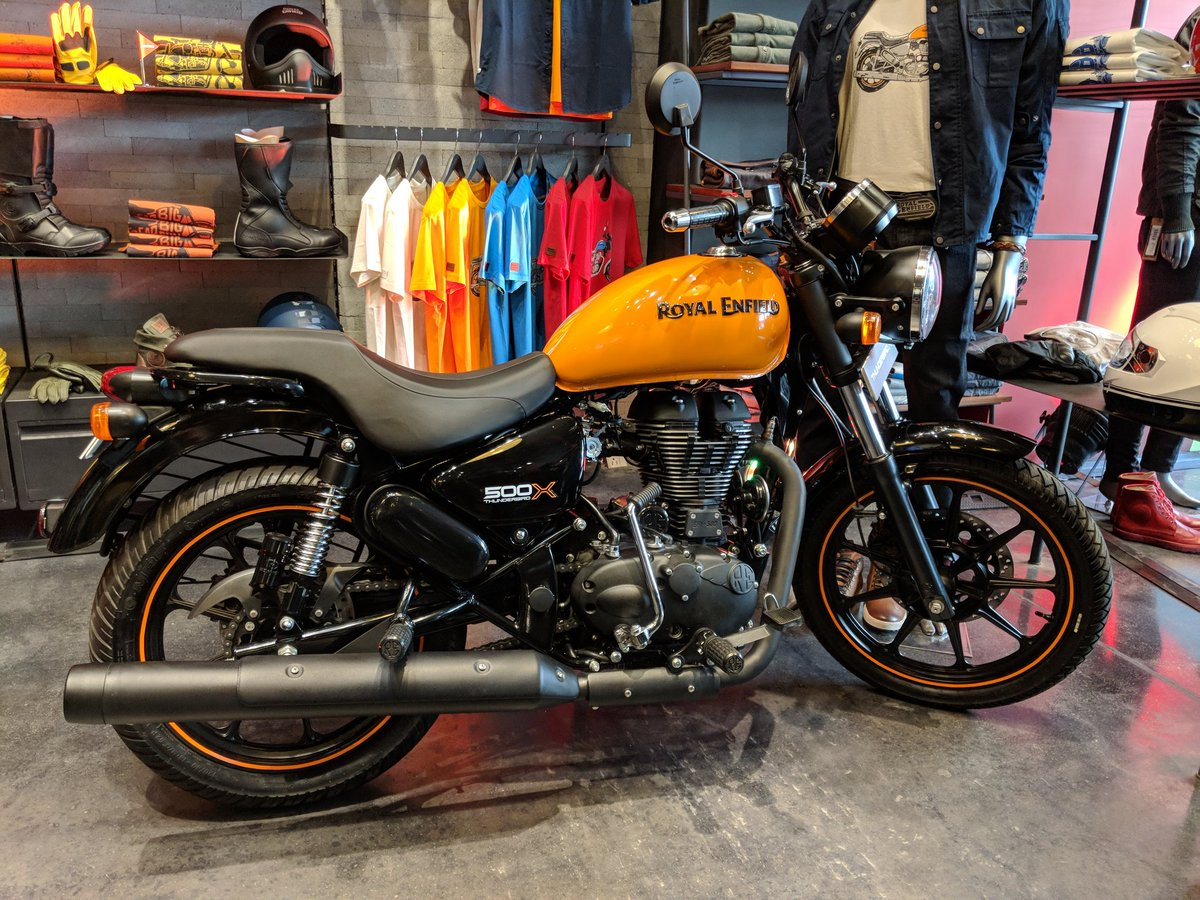 Royal Enfield Thunderbird 350X, 500X Launched in India
