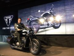 Triumph Bonneville Speedmaster Launched; Priced in India at INR 11.11 Lakh
