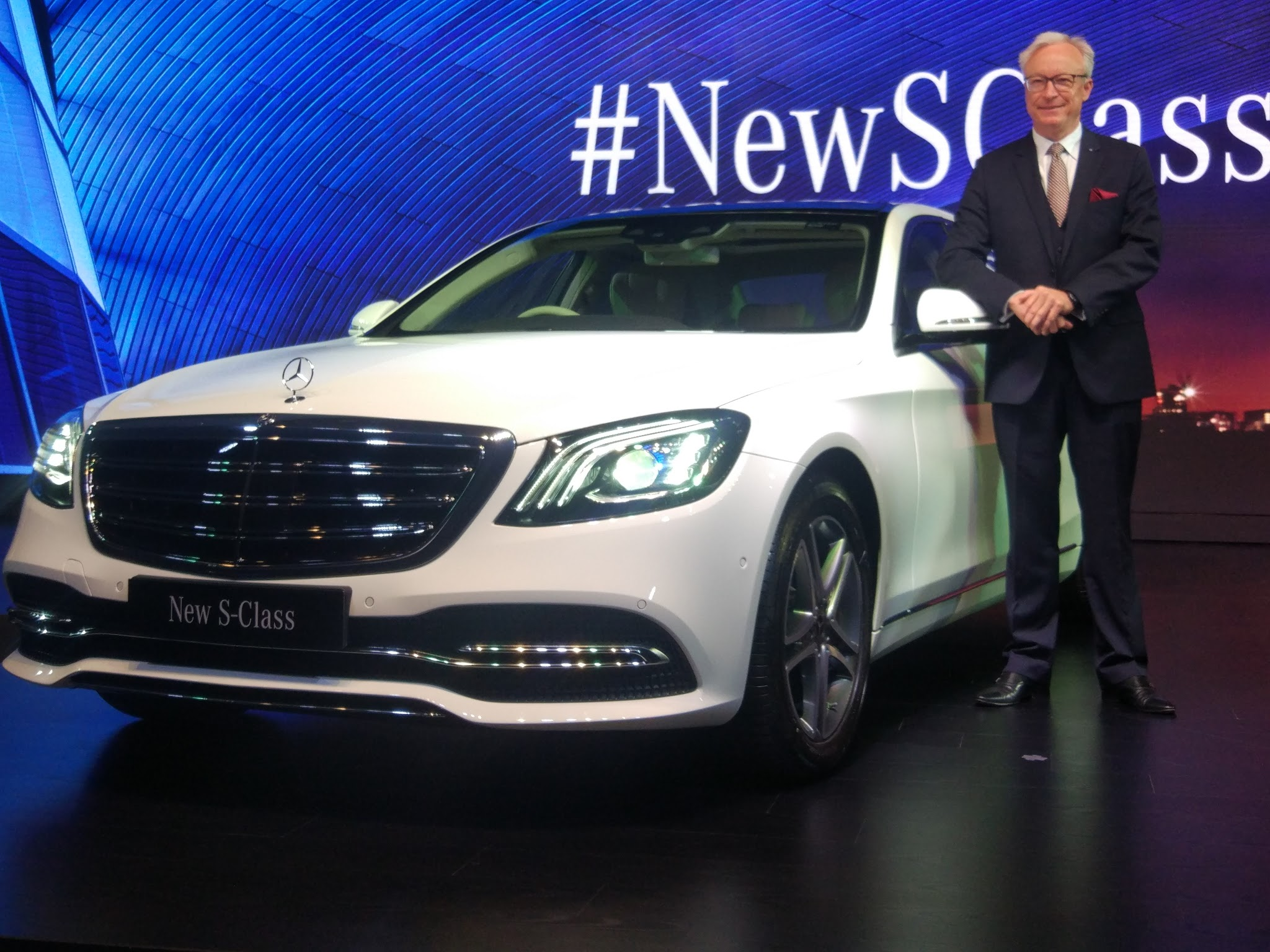 2018 Mercedes-Benz S-Class Facelift Launched; Price in India Starts From INR 1.33 Crore