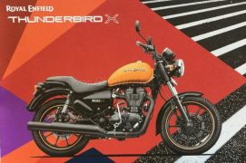 Royal Enfield Thunderbird 350X, 500X Launch LIVE Streaming: Watch Online Telecast and live webcast of new Thunderbird X