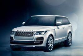Land Rover Range Rover SV Coupe Makes Debut at Geneva Motor Show 2018