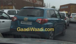 Maruti Suzuki Vitara (Hyundai Creta Rival) Spied Testing in India for the first time; India Launch, Price in India, Specs, Features