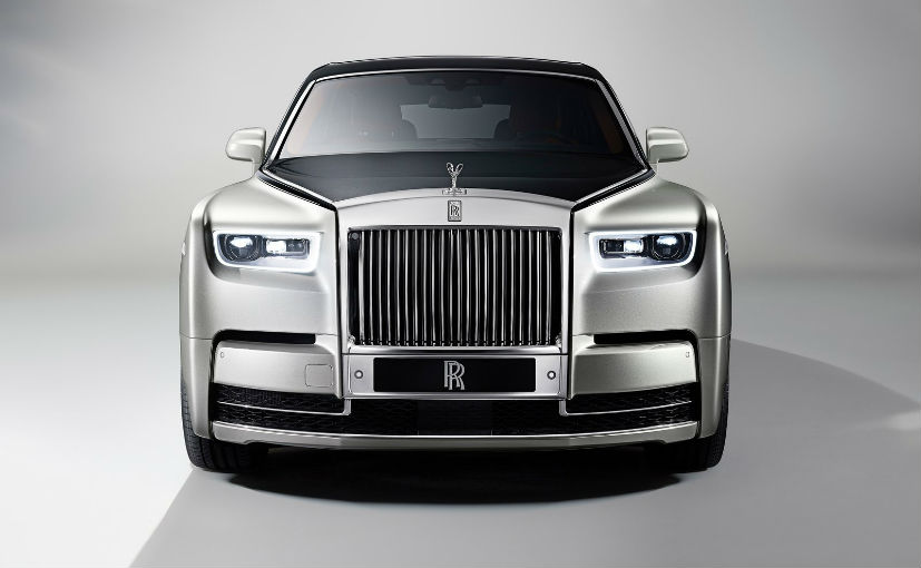 2018 Rolls Royce Phantom Launched Price In India Starts At Inr 9 5