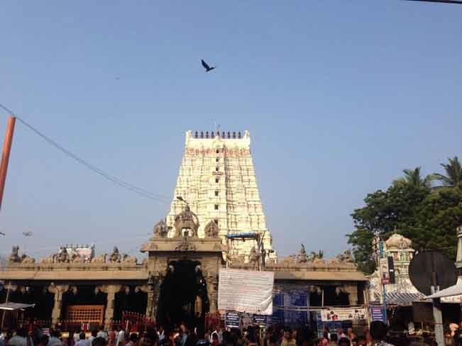 Rameswaram in Tamil Nadu