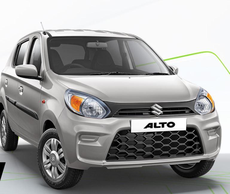 Maruti Suzuki Alto CNG 12