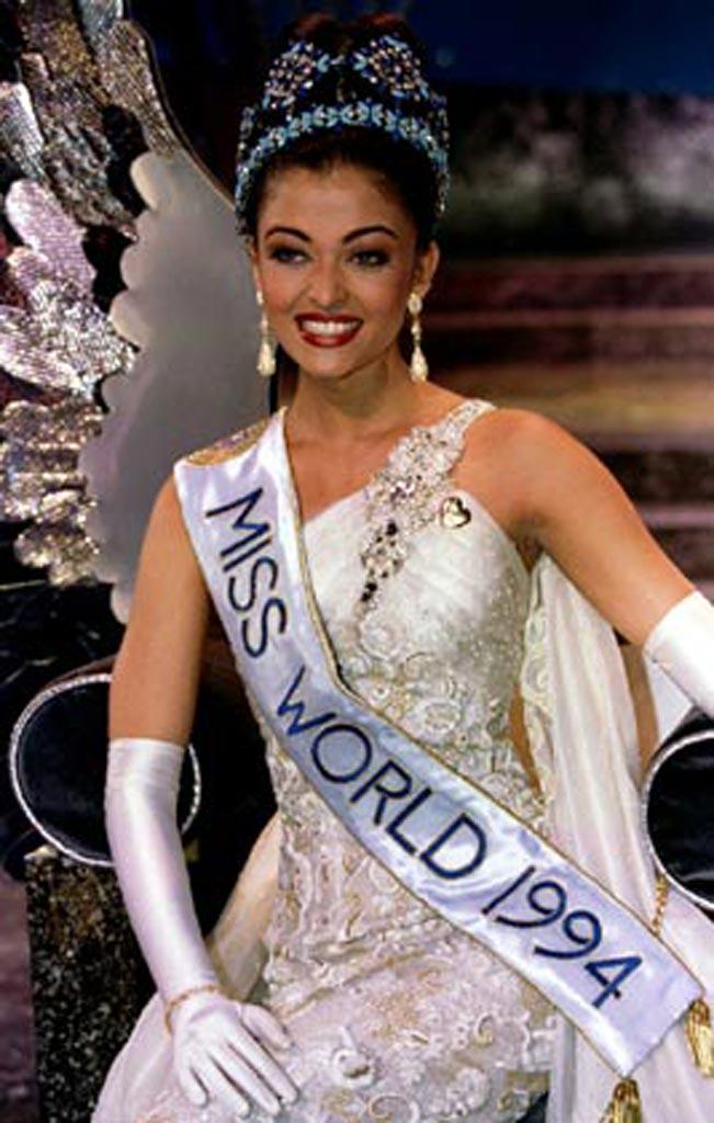 Aishwarya Rai Bachchan Miss World - More Indian Bollywood