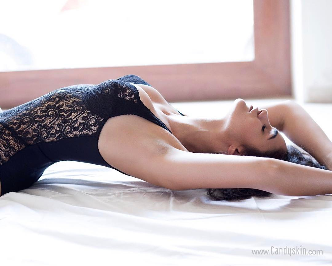 Gabriella Demetriades  looks sexy
