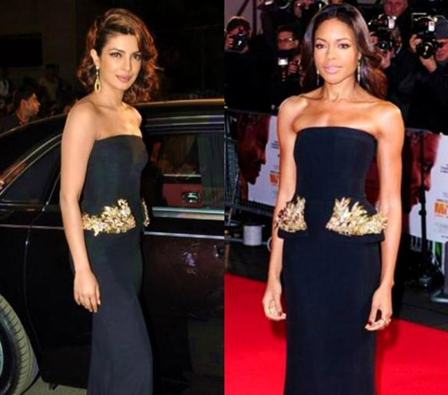 Priyanka chopra and naomi harris black off shoulder outfit 201804 1524744513
