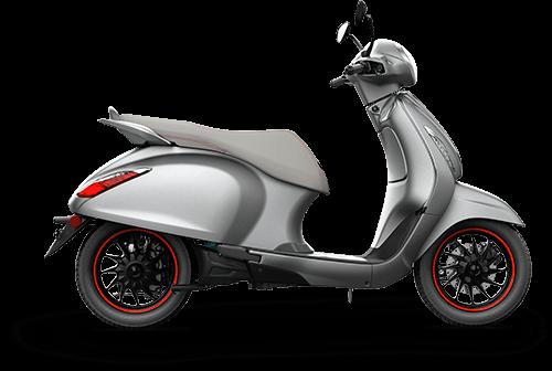 Bajaj chetak scooter 7