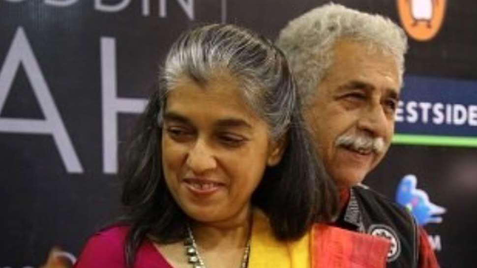Naseeruddin shah and ratna pathak