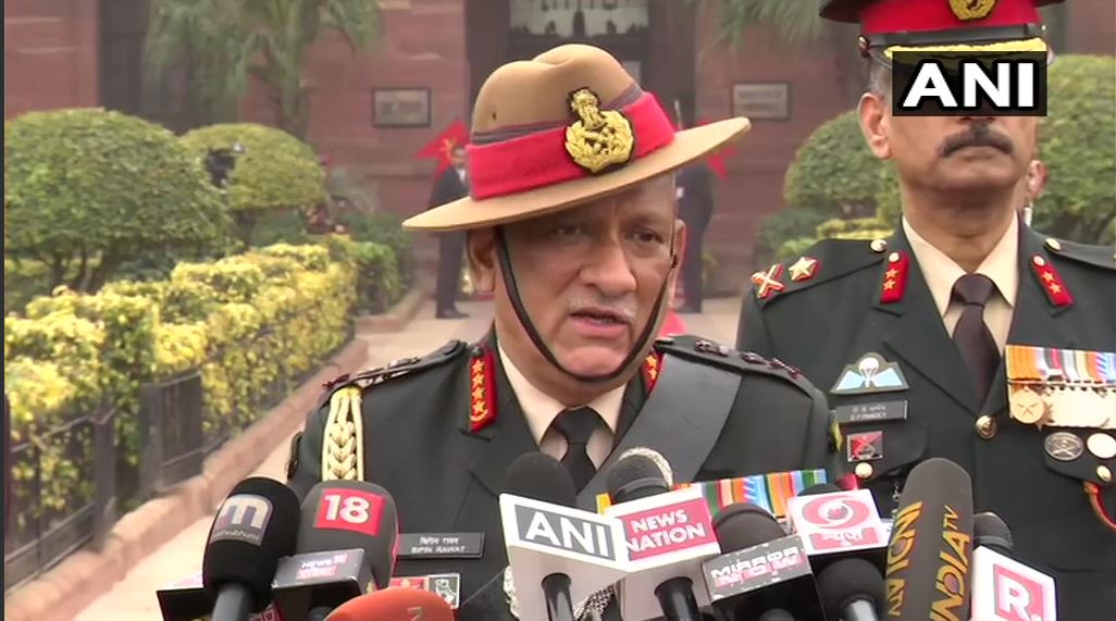Chief of defence staff general bipin rawat 1 1