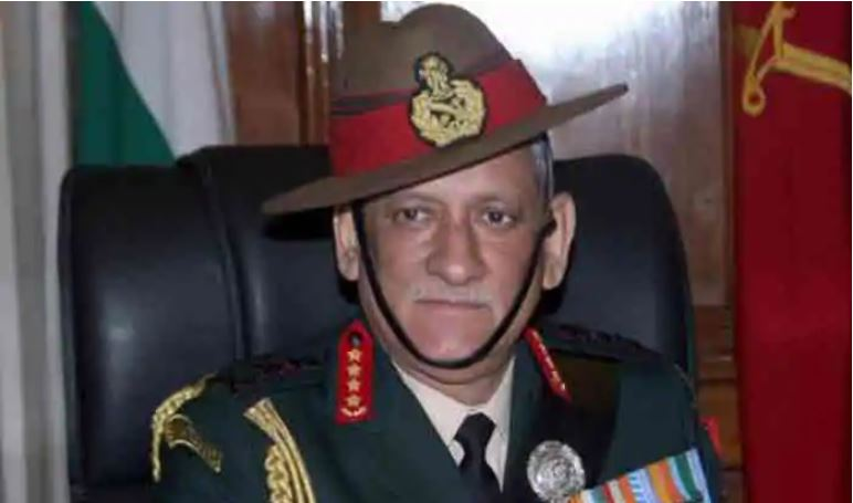 Chief of defence staff general bipin rawat 1 2