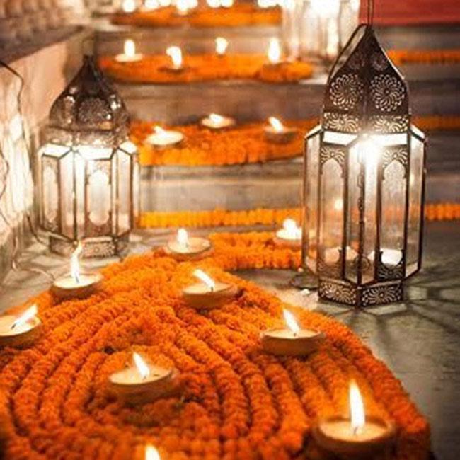 Diwali dry fruit gift
