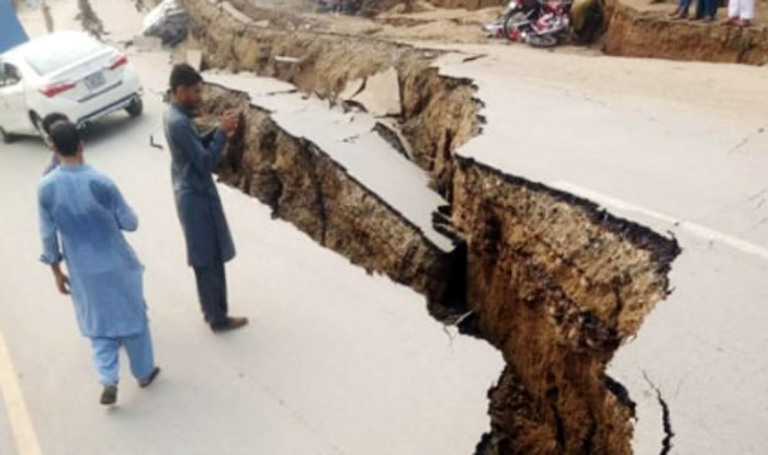 Earthquake in pakistan2