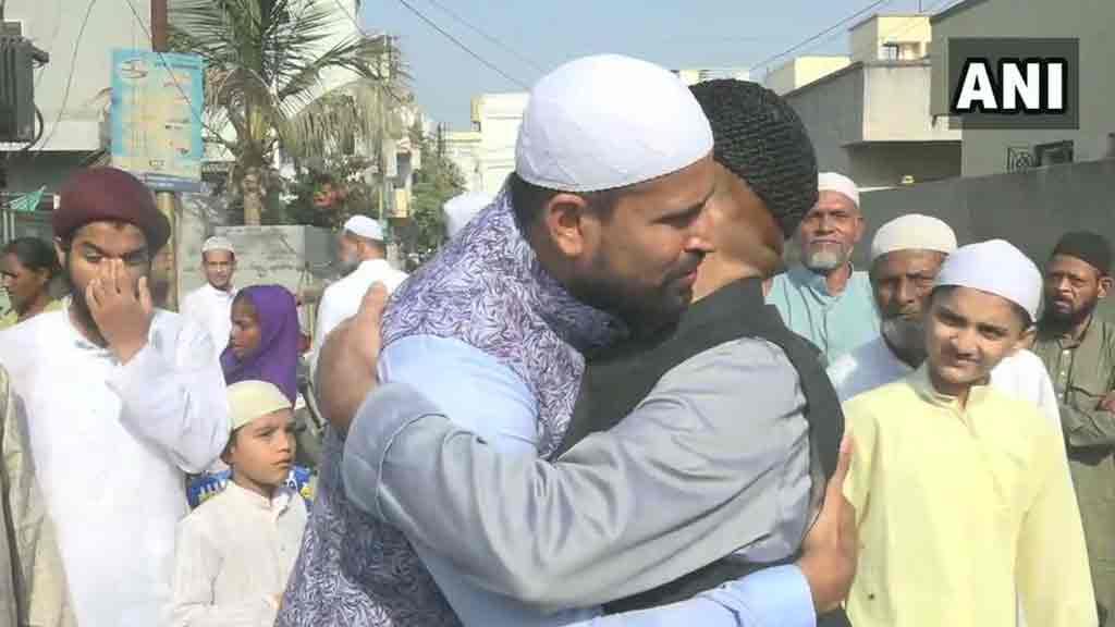 Eid yusuf pathan vododara