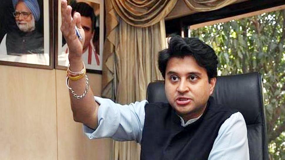 Rahul gandhi jyotiraditya scindia 4