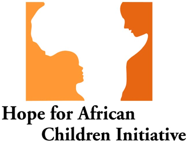 Hope for African children initiative logo