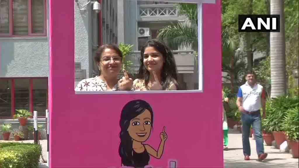 Noida vote