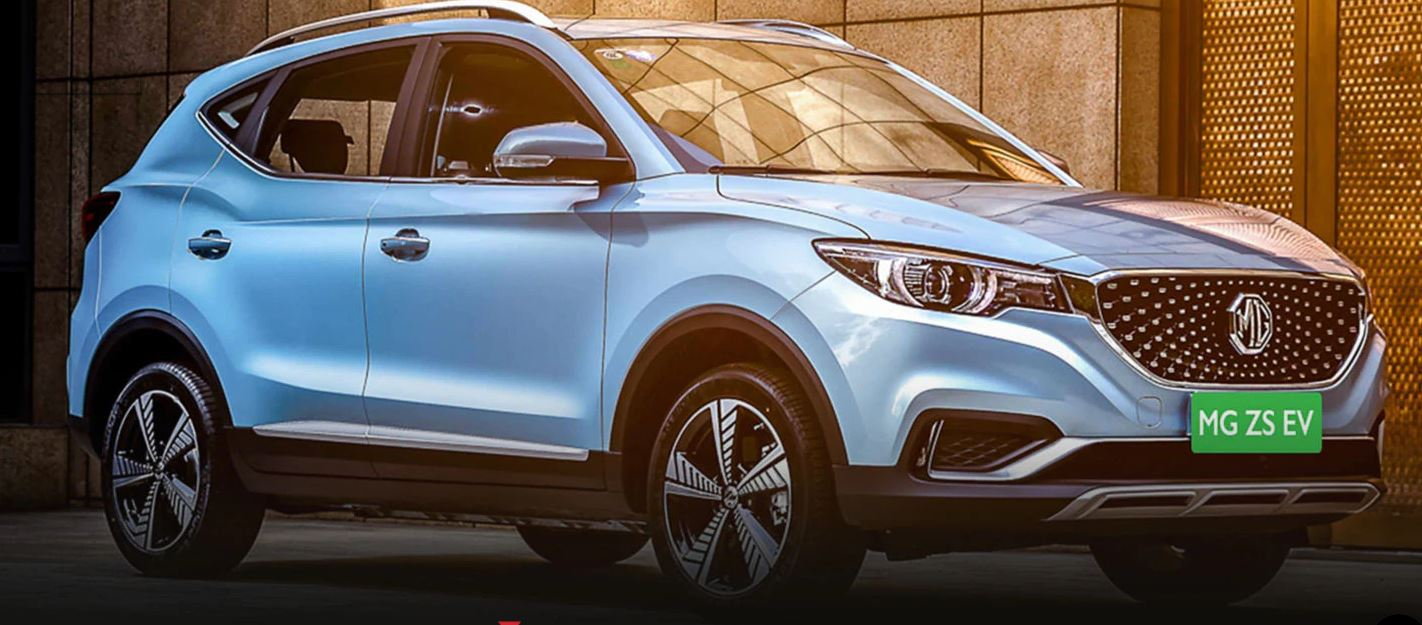 Mg zs electric vehicle 2